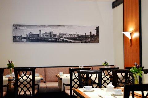 Guennewig Hotel Esplanade - Breakfast room TOP Guennewig Hotel Esplanade