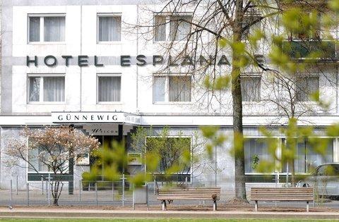 Guennewig Hotel Esplanade - Exterior view TOP Guennewig Hotel Esplanade