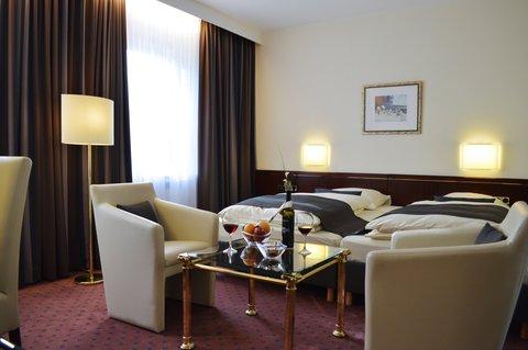 Guennewig Hotel Esplanade - Superior double room TOP Guennewig Hotel Esplanade