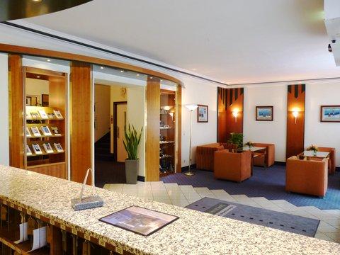 Guennewig Hotel Esplanade - Lobby TOP Guennewig Hotel Esplanade Dusseldorf