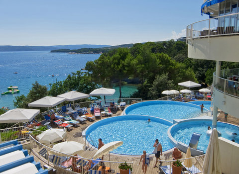 Valamar Koralj Romantic Hotel - Pool