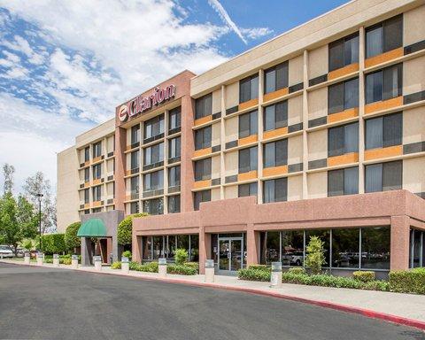 Clarion Hotel Bakersfield - CAEXTERIOR