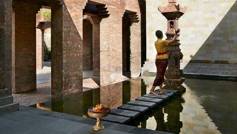 Mandapa, A Ritz-Carlton Reserve - Arrival Experience