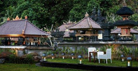 Mandapa, A Ritz-Carlton Reserve - Dining Beyond By Mandapa Temple