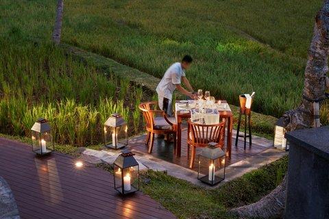 Mandapa, A Ritz-Carlton Reserve - Dining Beyond By Rice Field