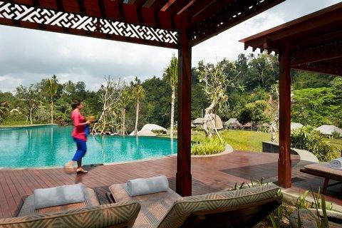 Mandapa, A Ritz-Carlton Reserve - Main Pool Cabana
