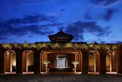 Mandapa, A Ritz-Carlton Reserve - Welcome Courtyard