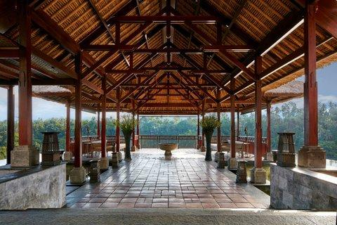 Mandapa, A Ritz-Carlton Reserve - Welcome Pavilion