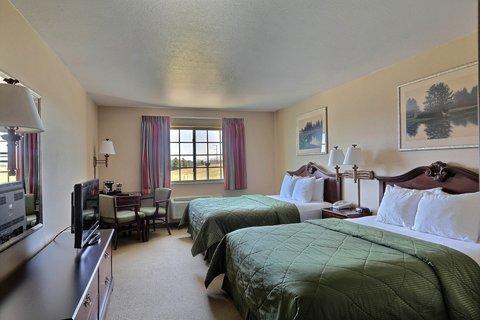 Boarders Inn & Suites - Double Queen
