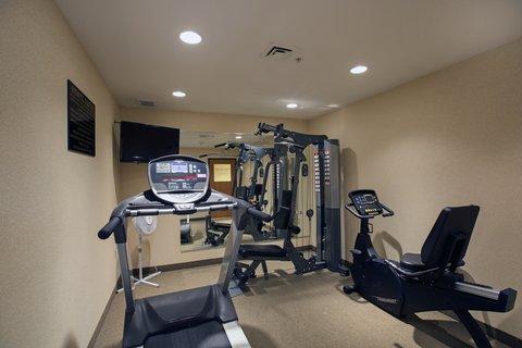 Boarders Inn & Suites - Fitness Center