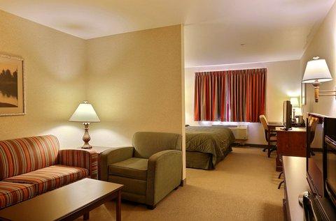 Boarders Inn & Suites - King Suite
