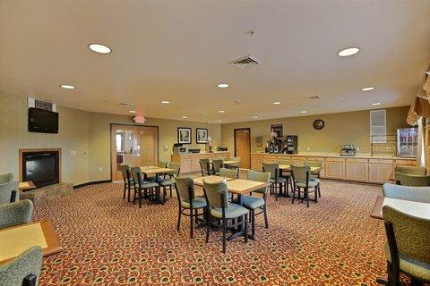 Boarders Inn & Suites - Breakfast