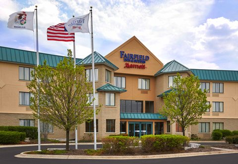 Fairfield Inn & Suites Chicago Lombard - Exterior