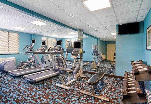 Fairfield Inn & Suites Chicago Lombard - Fitness Center