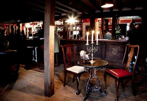 Bell In Ticehurst Hotel - Bar Lounge