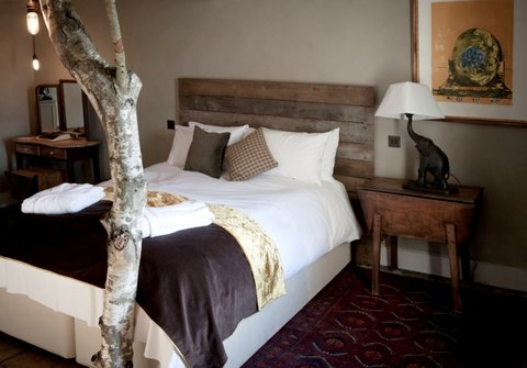 Bell In Ticehurst Hotel - Guest room
