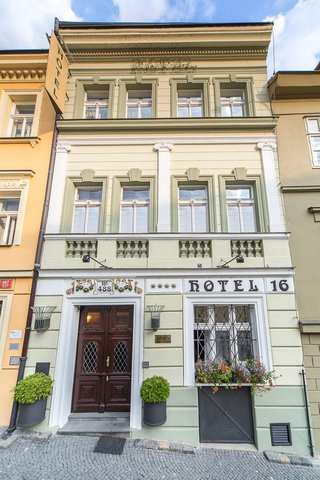 Hotel 16 u Sv. Kateriny