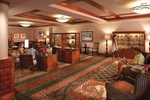 Lobby - Outrigger Reef Hotel on the Beach Waikiki Honolulu