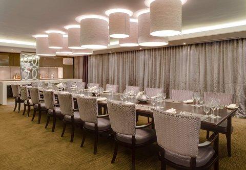African Pride 15 on Orange Hotel - Private Dining Room