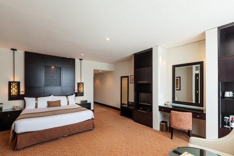 فندق هوليدي ان البرشا - Deluxe Room King