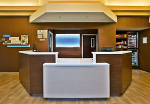 Lobby - Fairfield Inn by Marriott Midway Bedford Park