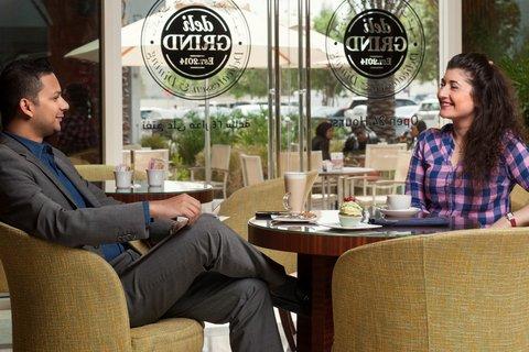 Warwick Hotel Dubai - Deli Grind Morning Coffee