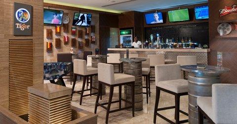 Warwick Hotel Dubai - Jimmy Wickets Bar