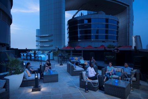 Warwick Hotel Dubai - Zephyr DJ Nights