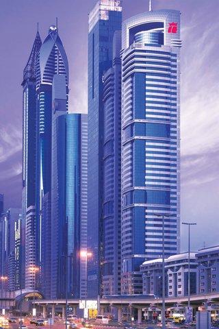 Warwick Hotel Dubai - Exterior