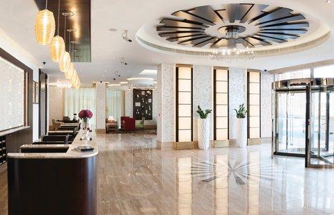 Warwick Hotel Dubai - Lobby