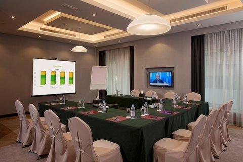 Warwick Hotel Dubai - Meeting Room