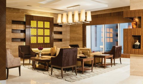Warwick Hotel Dubai - Mezzanine Lounge
