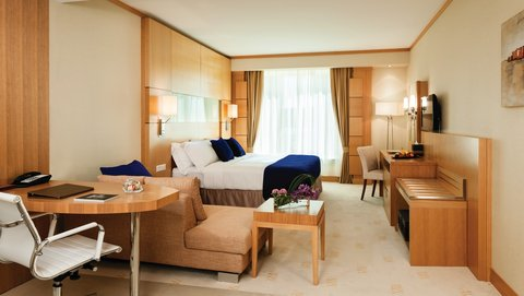 Warwick Hotel Dubai - Deluxe Room
