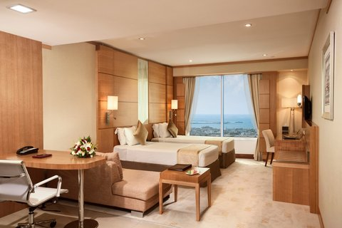 Warwick Hotel Dubai - Deluxe Room Twin