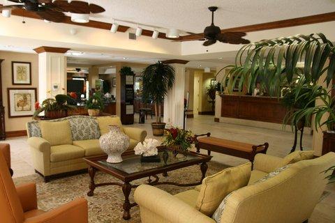 Hampton Inn Naples - I-75 Hotel - Lobby