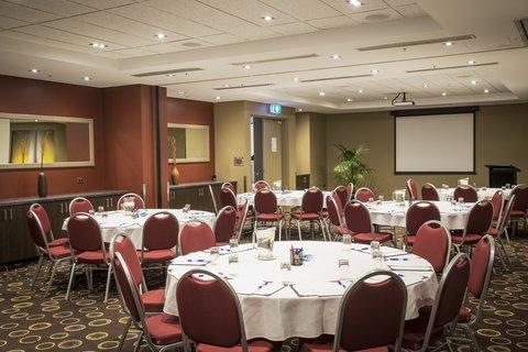 皇冠假日酒店 - Crowne Plaza Canberra Ballroom
