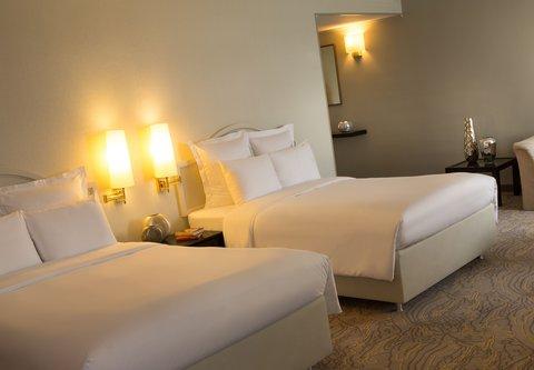 杜塞尔多夫尼盛万丽酒店 - Renaissance Suite - Bedroom