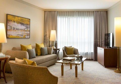 杜塞尔多夫尼盛万丽酒店 - Deluxe Suite - Living Room