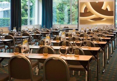 杜塞尔多夫尼盛万丽酒店 - Studio 1   Classroom Setup