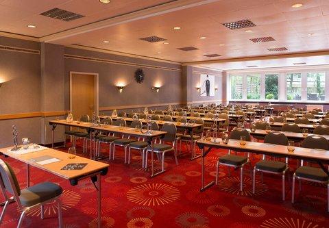 杜塞尔多夫尼盛万丽酒店 - Studio 5   Classroom Setup