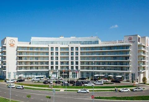 Ayvazovsky Hotel Sochi - Exterior