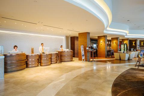 Ayvazovsky Hotel Sochi - Reception