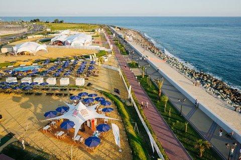 Ayvazovsky Hotel Sochi - Beach