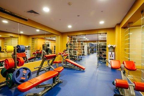 Ayvazovsky Hotel Sochi - Fitness Centre
