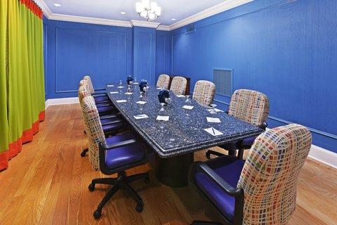Hotel Indigo DALLAS DOWNTOWN - Conference Room