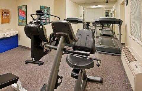 Candlewood Suites EMPORIA - Fitness Center