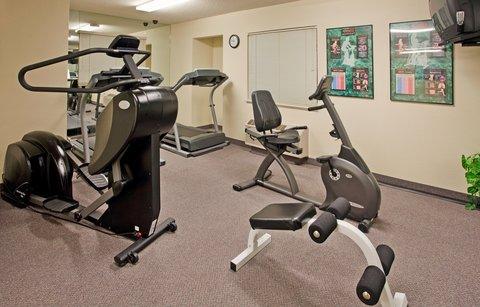 Candlewood Suites EMPORIA - Gym