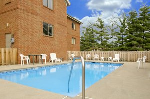 Pool - Extended Stay America Hotel Haywood Mall Greenville