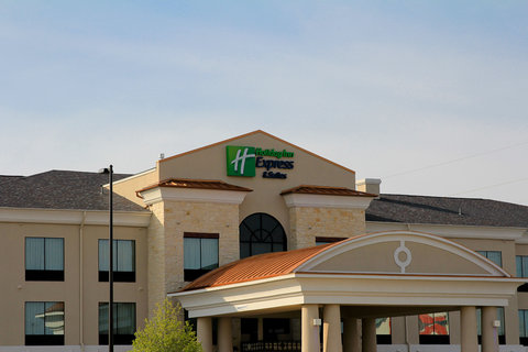 Holiday Inn Express & Suites FLORESVILLE - Hotel Exterior
