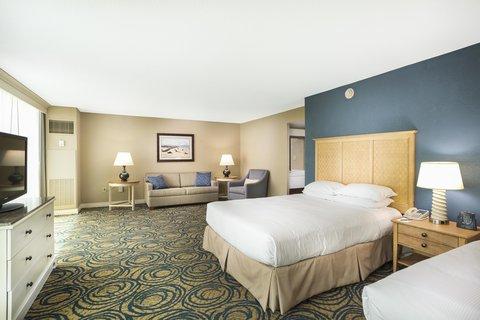 Hilton Daytona BeachResort-Ocean Walk Village - 2 Queens Guest Room